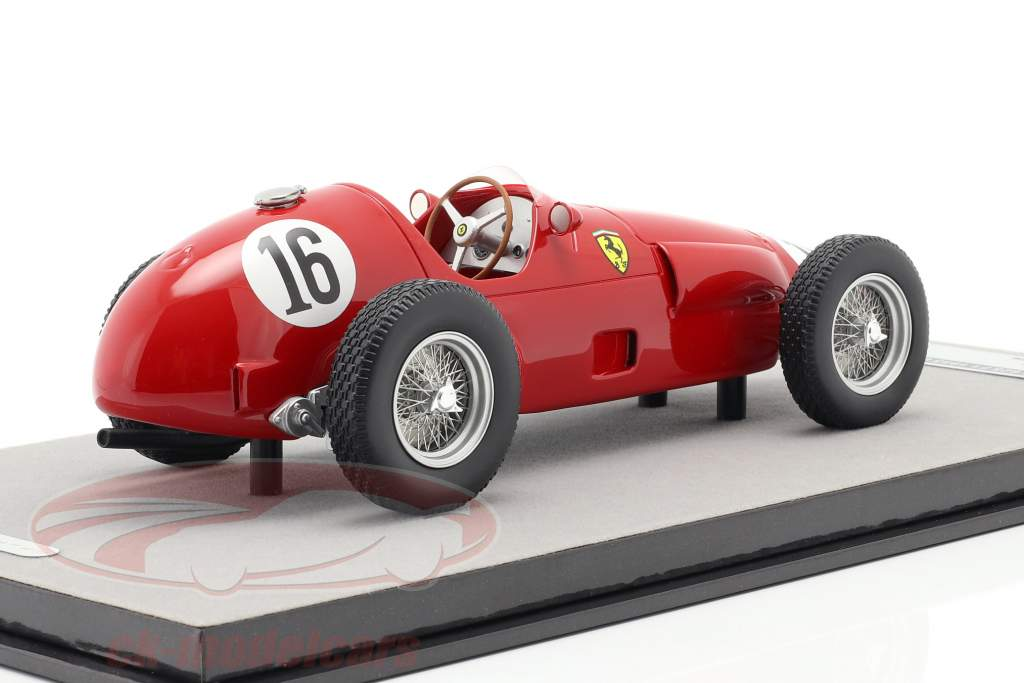 E. Castellotti, M. Hawthorn Ferrari 625 F1 #16 Großbritannien GP F1 1955 1:18 Tecnomodel