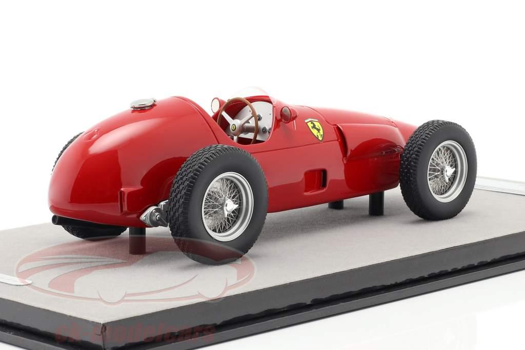 Ferrari 625 F1 Trykke version 1955 rød 1:18 Tecnomodel