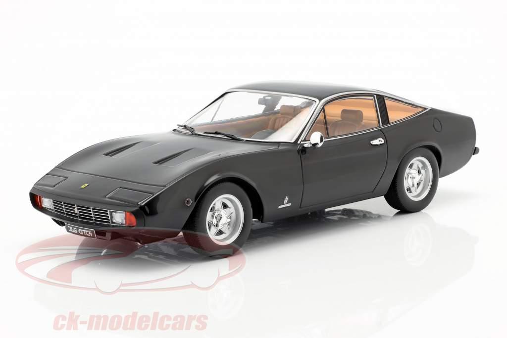 Ferrari 365 GTC4 Anno di costruzione 1971 nero 1:18 KK-Scale