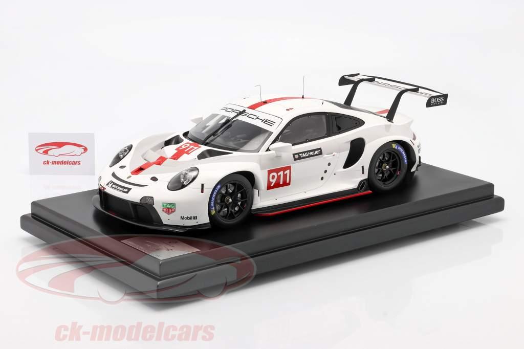 Porsche 911 (992) RSR WEC 2019 Presentatie versie 1:12 Spark