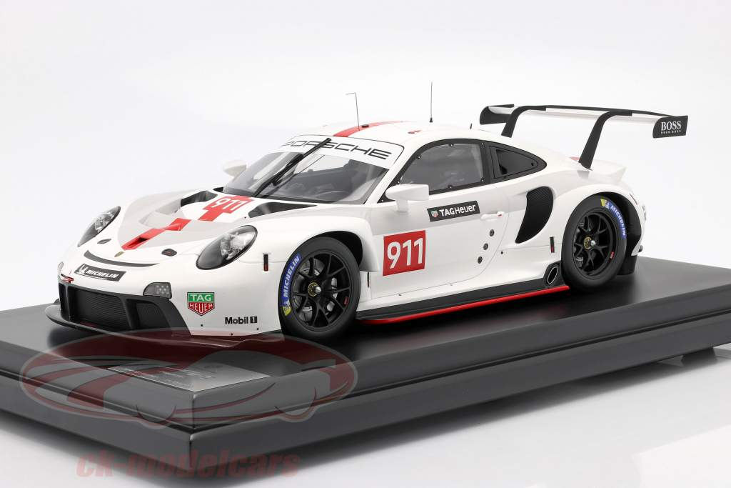 Porsche 911 (992) RSR WEC 2019 Presentation version 1:12 Spark
