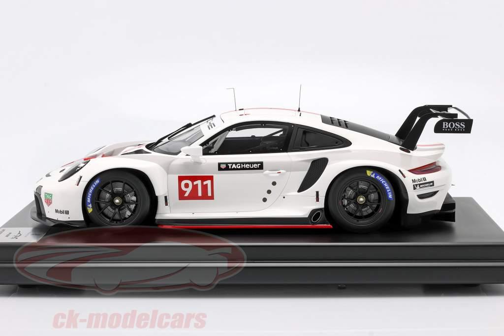 Porsche 911 (992) RSR WEC 2019 Presentazione versione 1:12 Spark