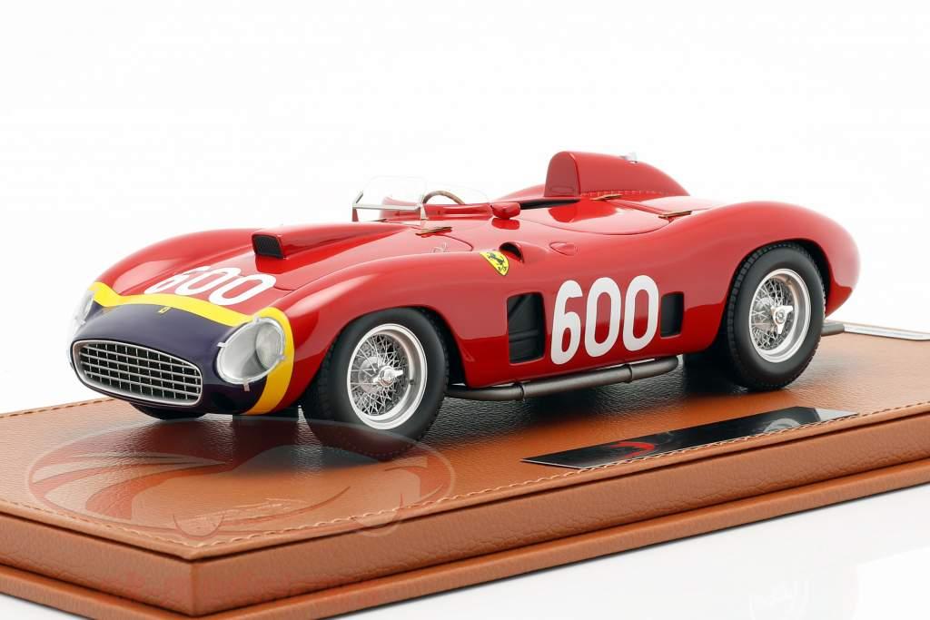 Ferrari 290 MM #600 Cuarto Mille Miglia 1956 Fangio 1:18 BBR