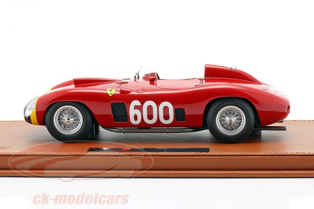 Ferrari 290 MM #600 4. Mille Miglia 1956 Fangio 1:18 BBR