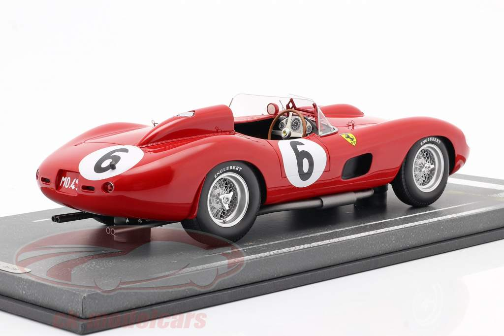 Ferrari 335 S #6 24h LeMans 1957 Collins, Hill 1:18 BBR