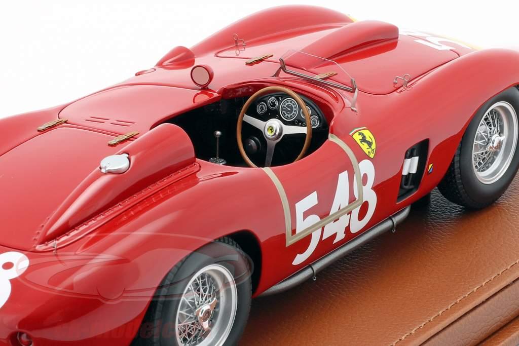 Ferrari 290 MM #548 Vinder Mille Miglia 1956 Castellotti 1:18 BBR