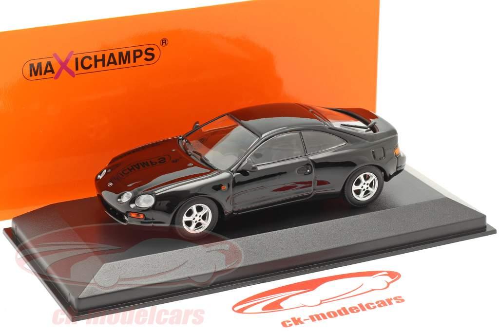 Toyota Celica an 1994 noir 1:43 Minichamps