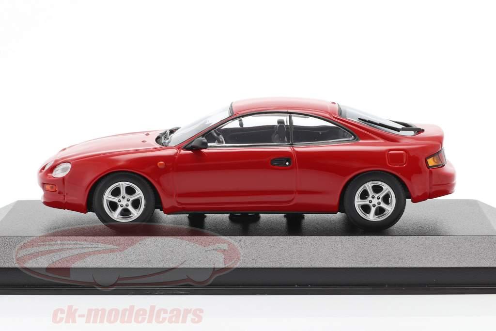 Toyota Celica Baujahr 1994 rot 1:43 Minichamps