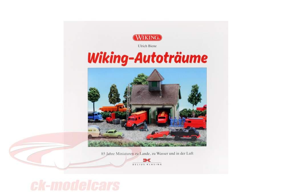 Livre: Rêves de voitures Wiking de Ulrich Biene
