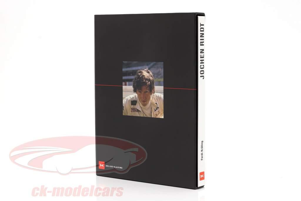 Livre: Jochen Rindt de Ferdi Kräling Limité Édition