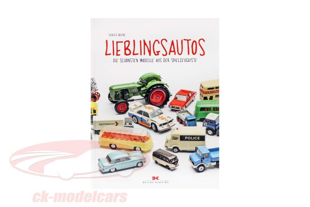 Libro: Macchine preferite a partire dal Ulrich Biene