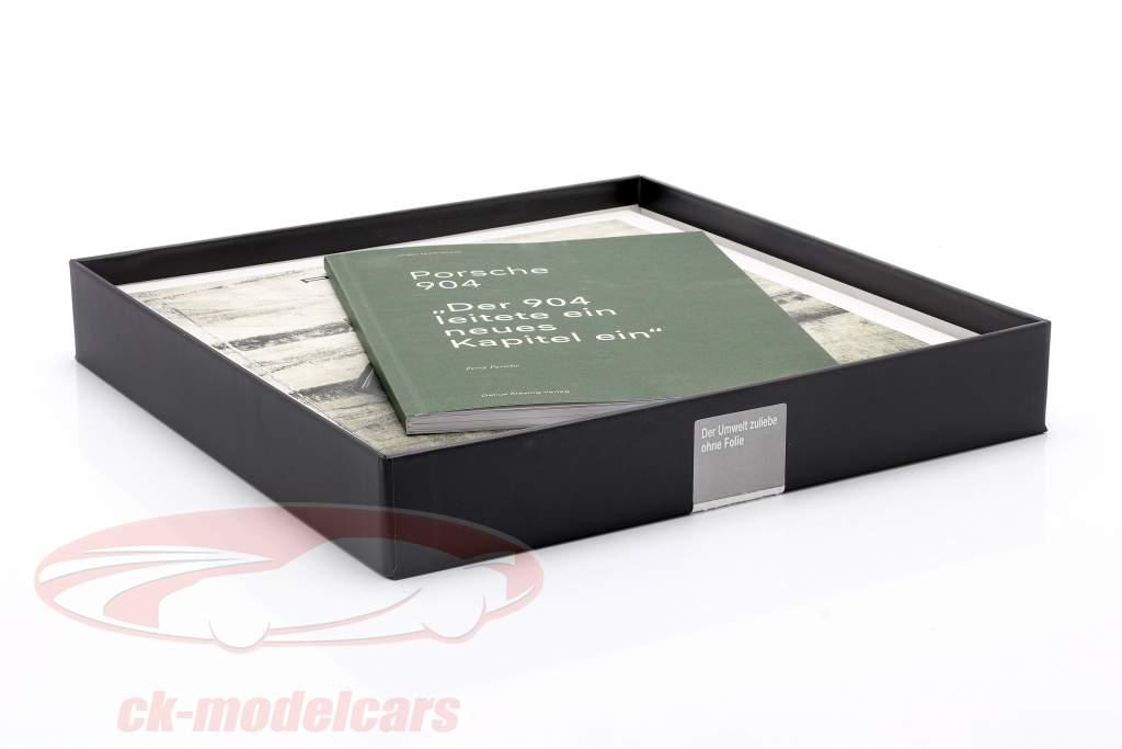 Libro: Porsche 904 a partire dal Jürgen Lewandowski
