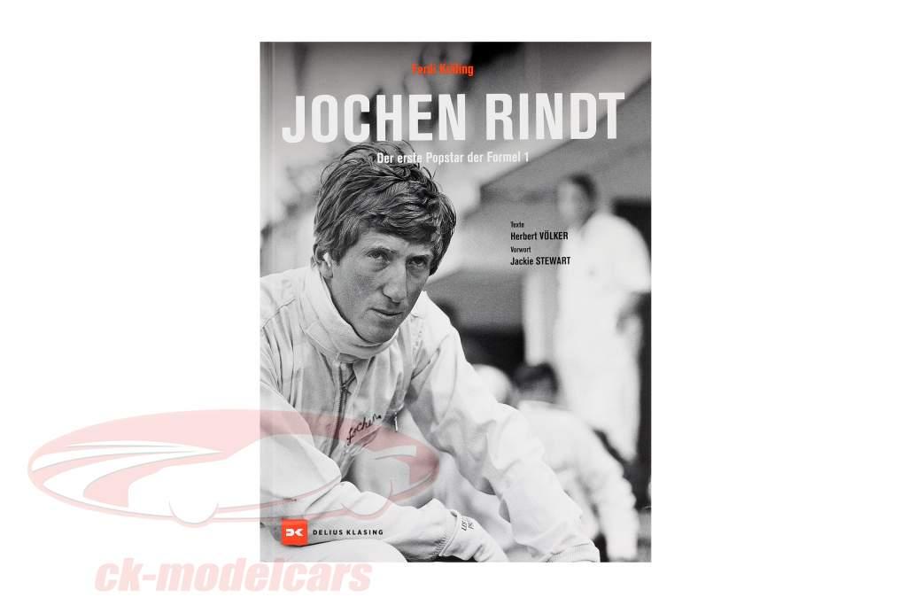 Libro: Jochen Rindt de Ferdi Kräling