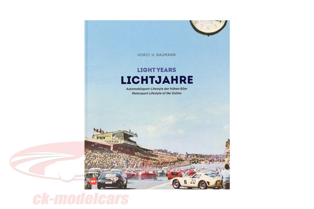 Livre: Années lumière de Horst H. Baumann