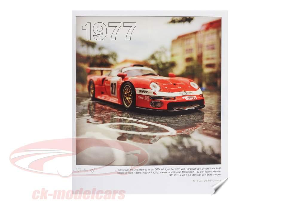 Libro: Coches modelo Porsche de Jörg Walz DE