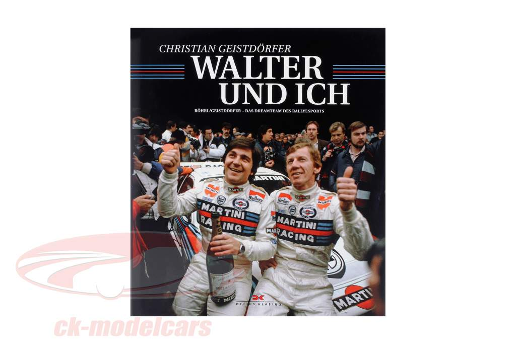 Book: Walter and I from Christian Geistdörfer DE