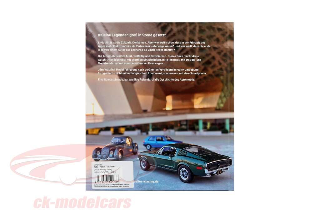 Livro: automóvel - modelo - história de Jörg Walz