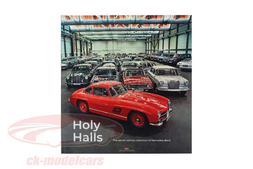 Bestil: Hellig Halls fra Christof Vieweg