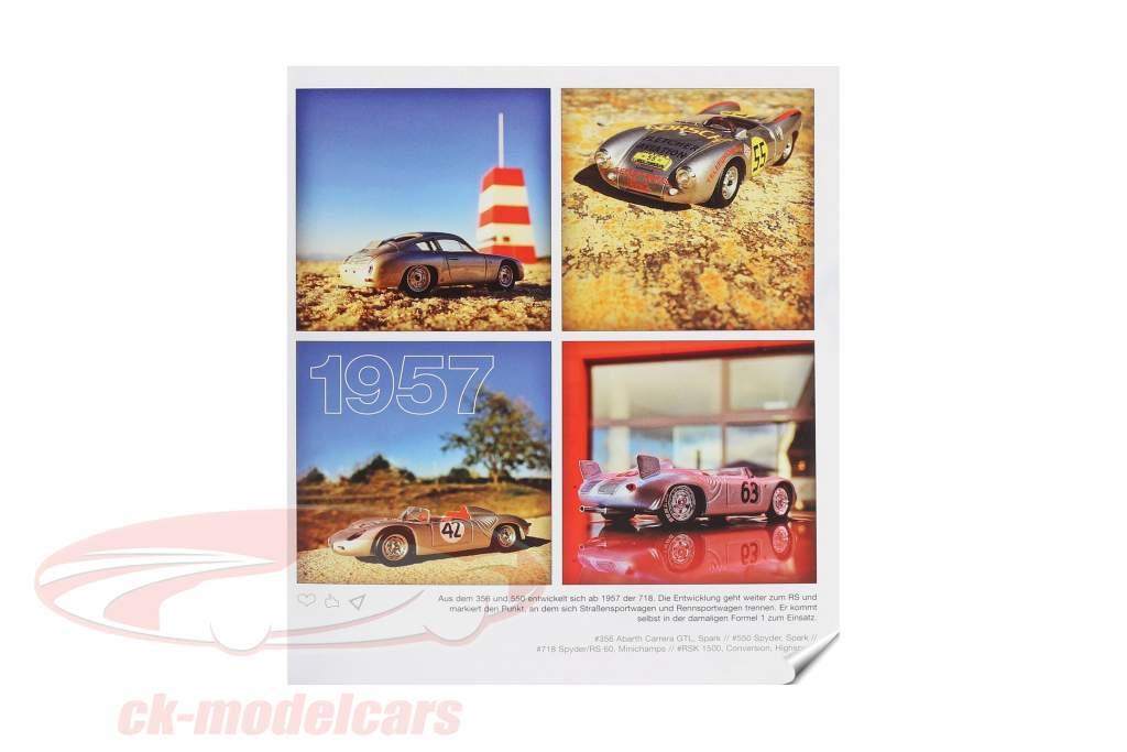 Livro: Porsche Model Cars de Jörg Walz EN