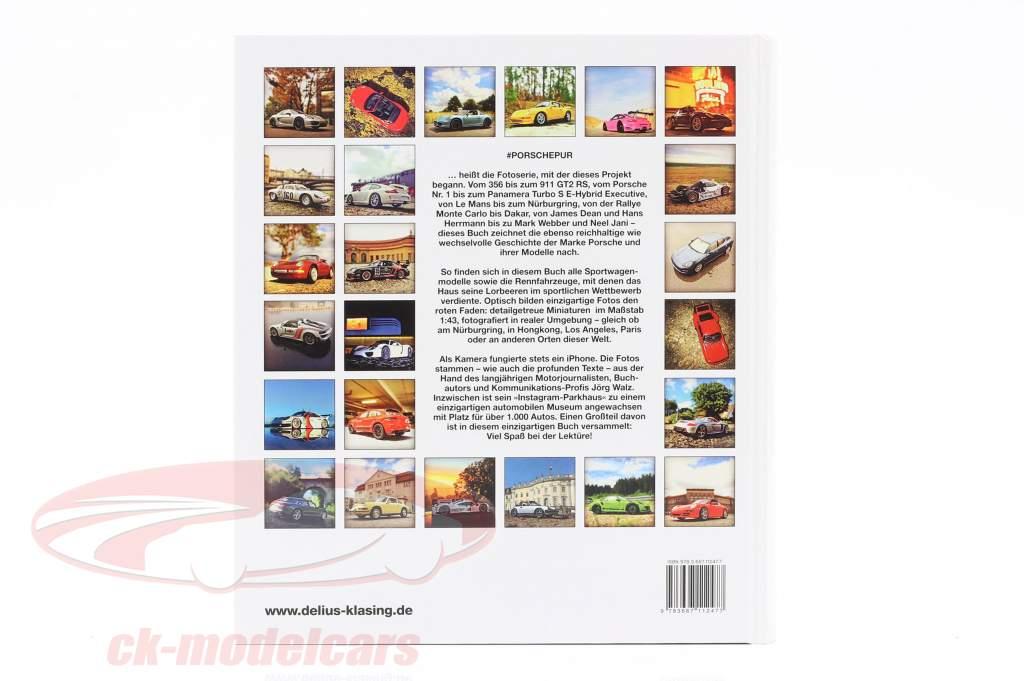 Buch: Porsche-Modellautos von Jörg Walz DE
