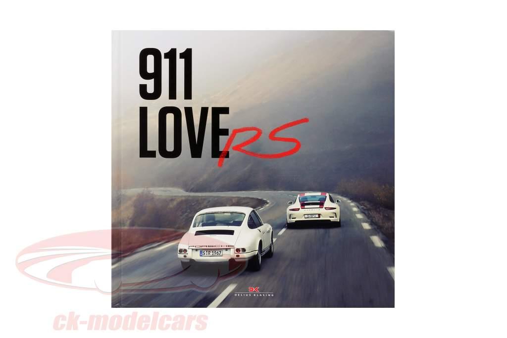 Livre: 911 LoveRS de Jürgen Lewandowski