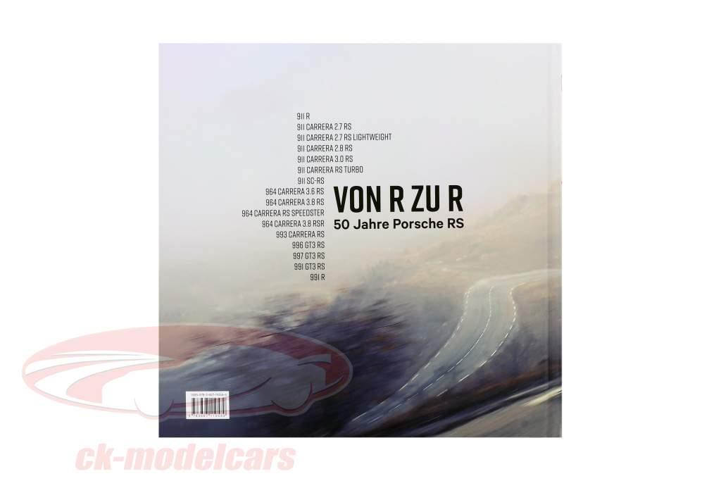 Boek: 911 LoveRS van Jürgen Lewandowski
