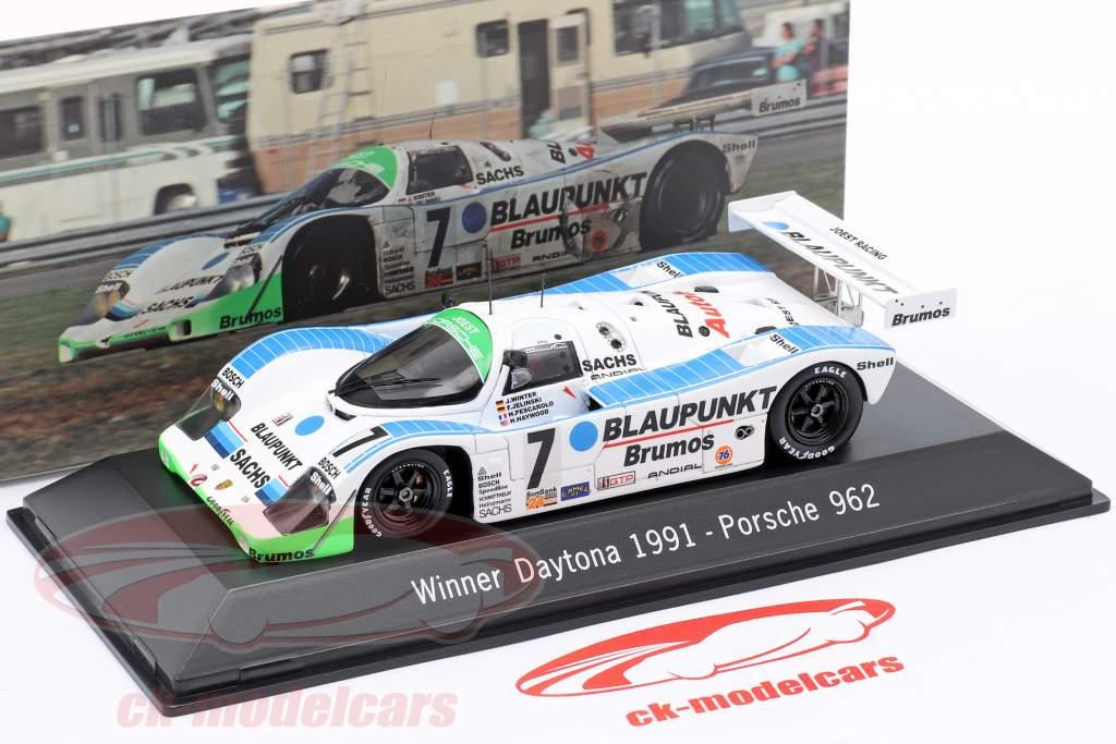 Porsche 962 #7 Winner 24h Daytona 1991 Joest Racing 1:43 Spark