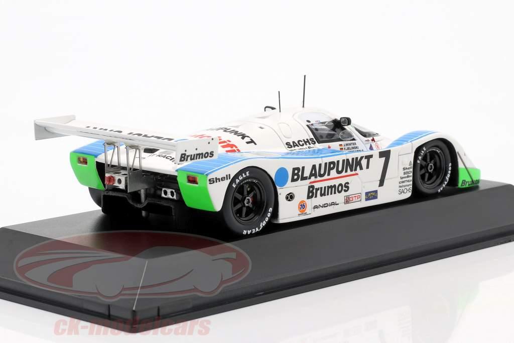 Porsche 962 #7 Ganador 24h Daytona 1991 Joest Racing 1:43 Spark