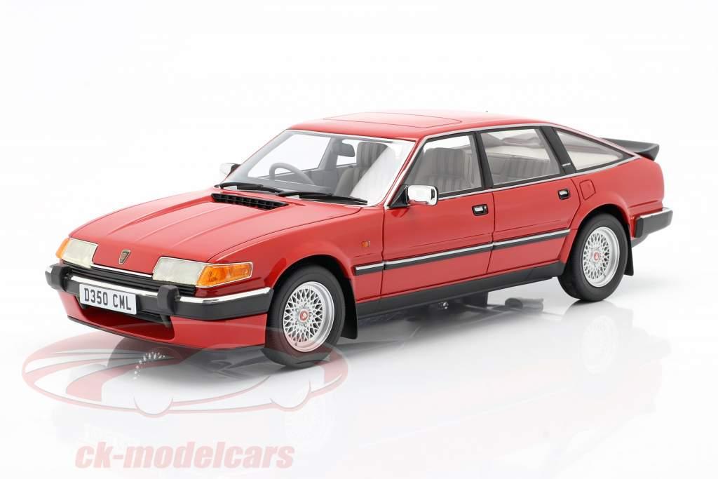 Rover 3500 Vitesse Baujahr 1985 rot 1:18 Cult Scale