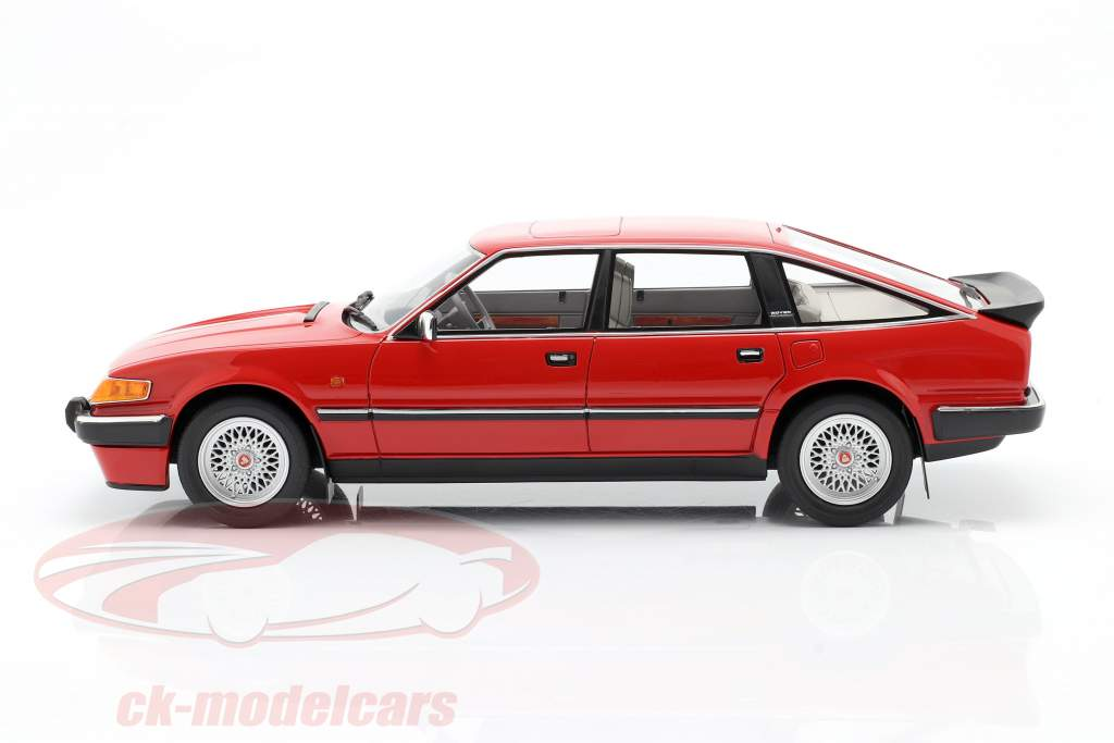 Rover 3500 Vitesse year 1985 red 1:18 Cult Scale