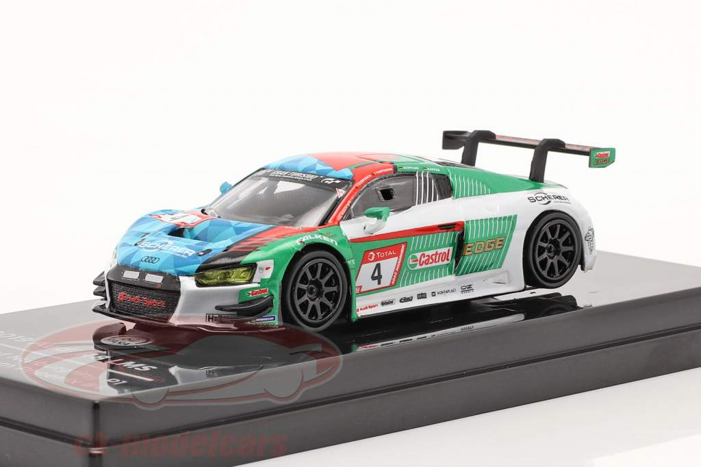 Audi R8 LMS Evo #4 Vincitore 24h Nürburgring 2019 1:64 ParagonModels