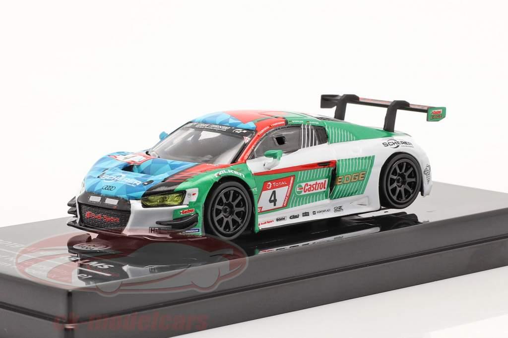 Audi R8 LMS Evo #4 Winnaar 24h Nürburgring 2019 1:64 ParagonModels