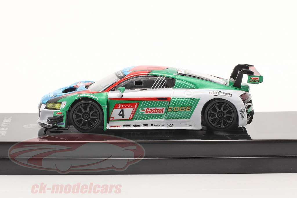 Audi R8 LMS Evo #4 Vencedora 24h Nürburgring 2019 1:64 ParagonModels
