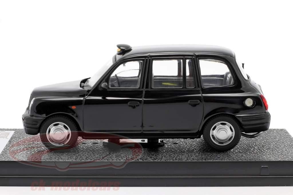 TX1 London Taxi Cap ano 1998 Preto 1:43 Vitesse