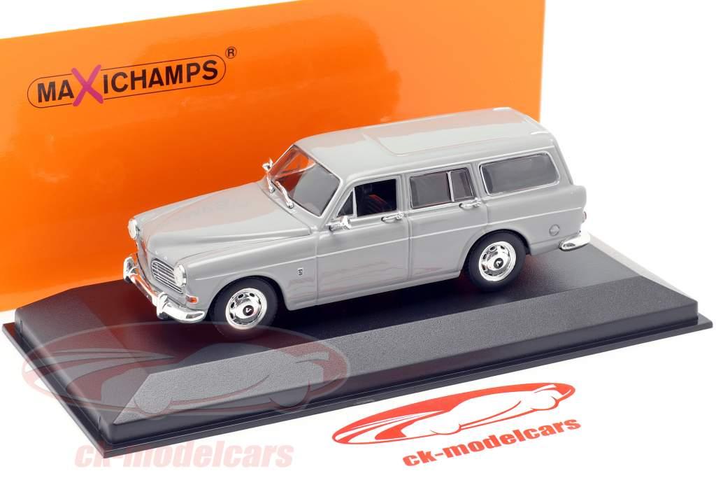 Volvo 121 Amazon Break year 1966 grey 1:43 Minichamps