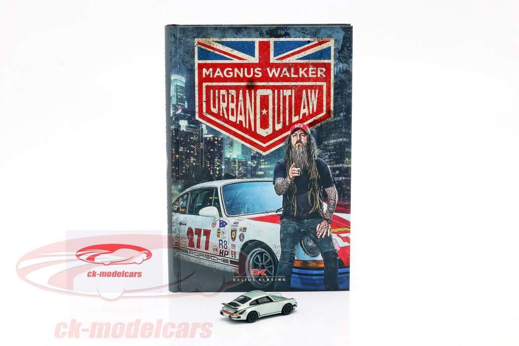 Urban Outlaw Set: Bestil Magnus Walker & Modelbil Porsche 930
