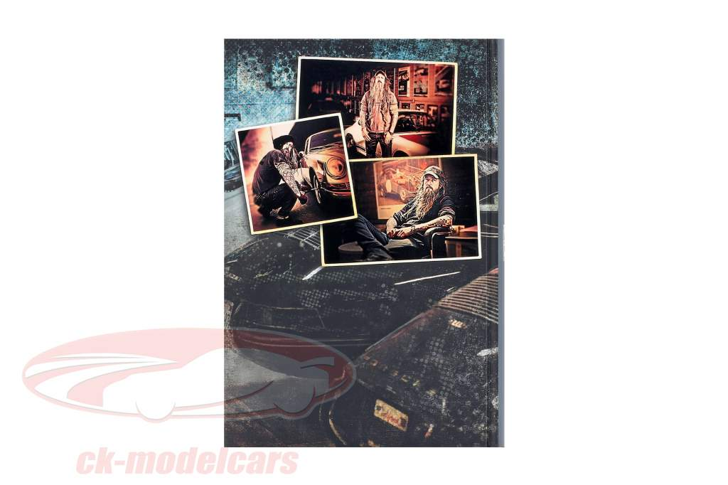 Urban Outlaw Set: boek Magnus Walker & Modelauto Porsche 930