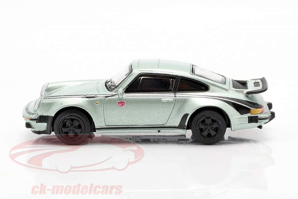 Urban Outlaw Set: livre Magnus Walker & Porsche 930 1:64 Schuco