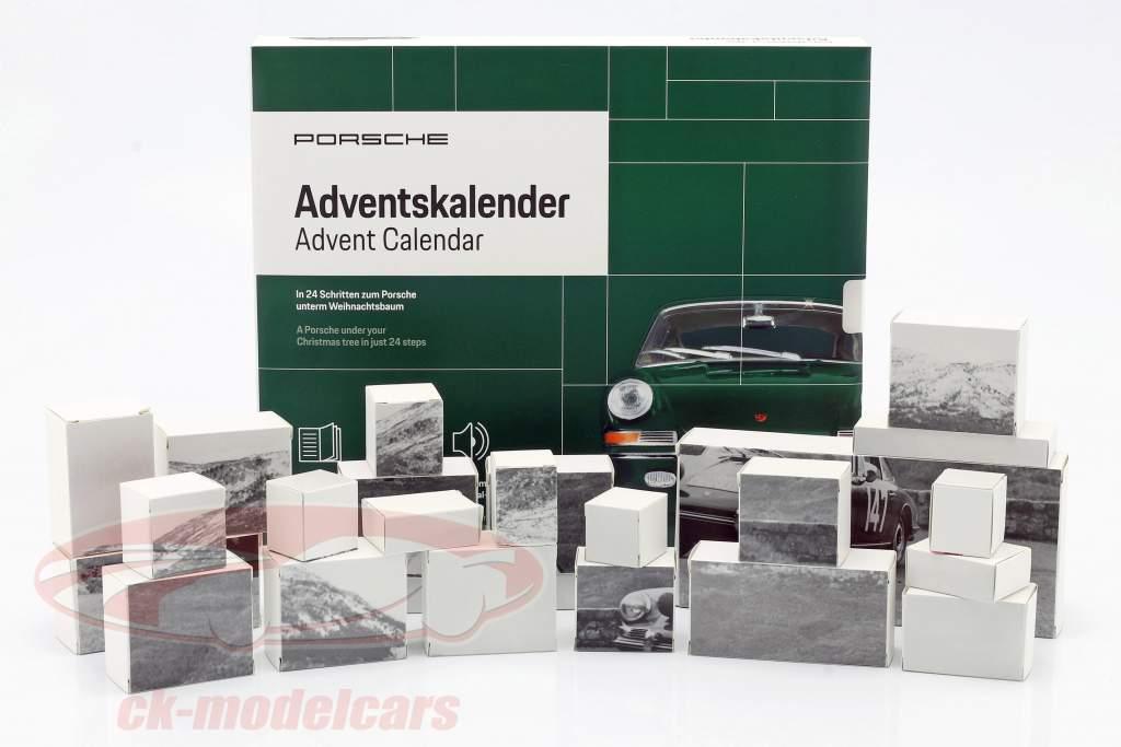 Porsche Advent Calendar 2020: Porsche 911 1:43 Franzis