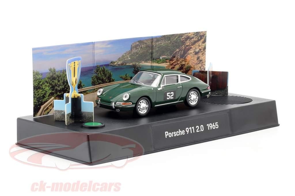 Porsche calendario dell'avvento 2020: Porsche 911 1:43 Franzis