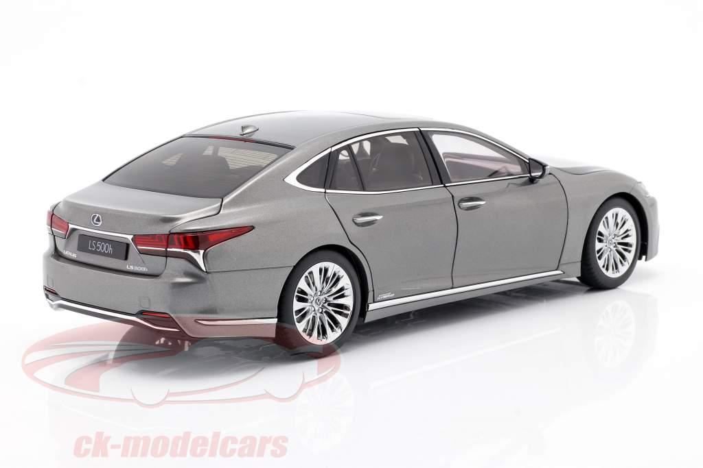 Lexus LS 500h Baujahr 2018 manganese luster metallic 1:18 AUTOart