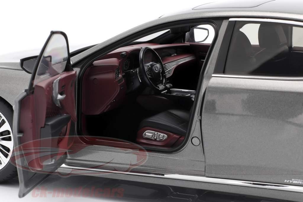 Lexus LS 500h Año de construcción 2018 manganese luster metálico 1:18 AUTOart
