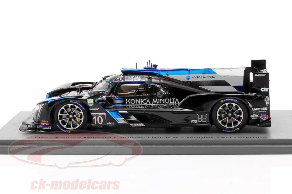 Cadillac DPi-V.R #10 Vincitore 24h Daytona 2020 Konica Minolta Cadillac 1:43 Spark