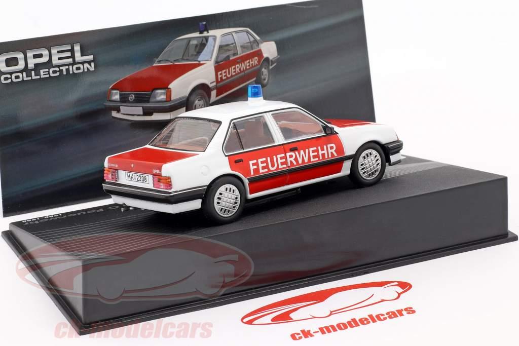 Opel Ascona C Brandweer jaar 1982-1988 1:43 Altaya