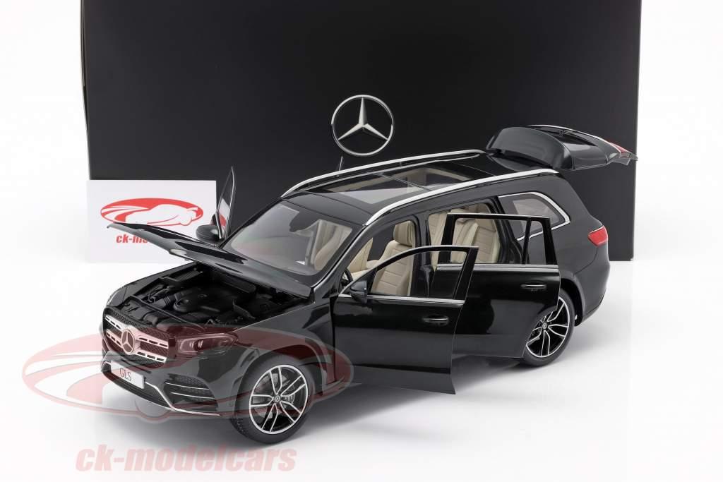 Mercedes-Benz Classe GLS (X167) Anno di costruzione 2019 verde smeraldo 1:18 Jaditoys