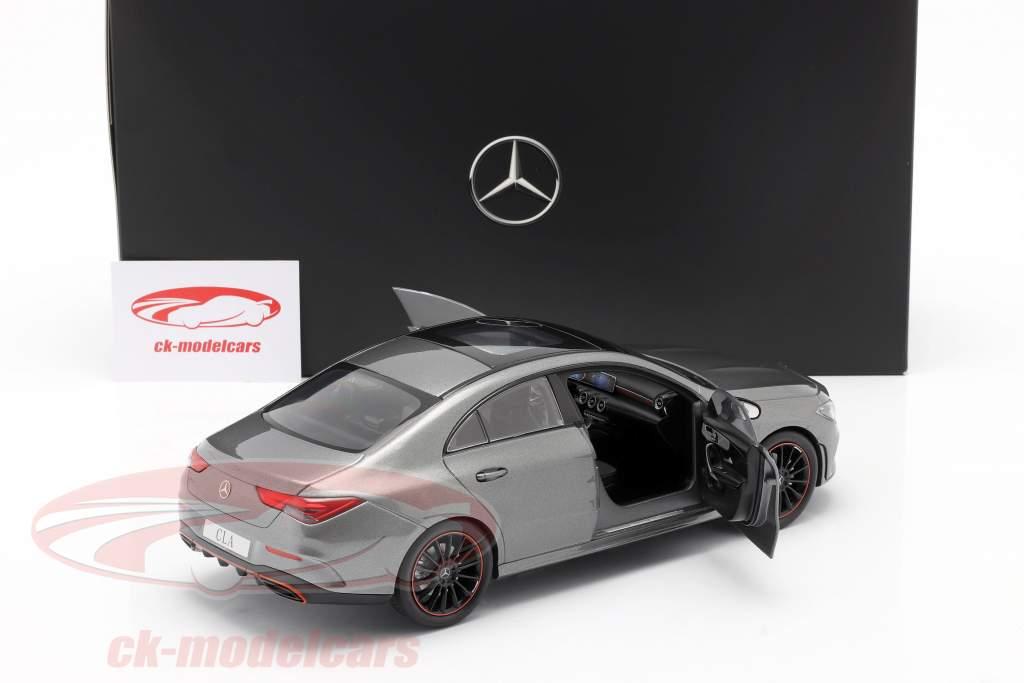 Mercedes-Benz CLA Coupé (C118) Anno di costruzione 2019 montagna Grigio 1:18 Z-Models