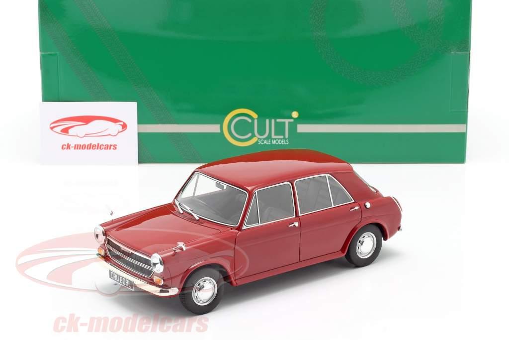 Austin 1100 Année de construction 1969 rouge 1:18 Cult Scale