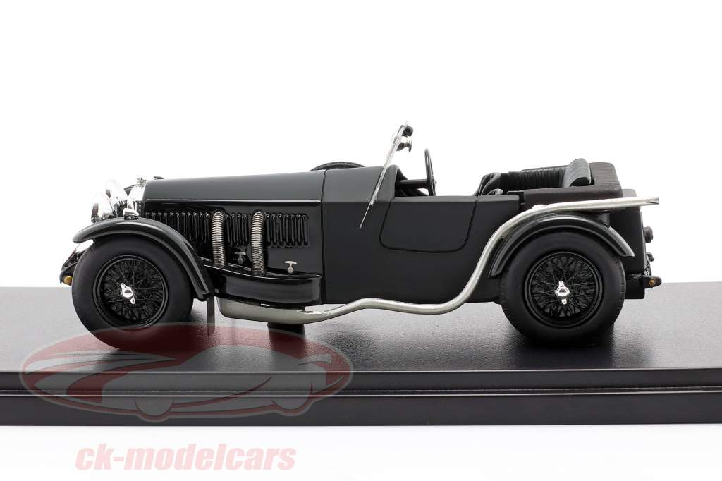 Invicta 4.5 ltr S-Type #128 gagnant Rallye Monte Carlo 1931 D. Healey 1:43 Matrix