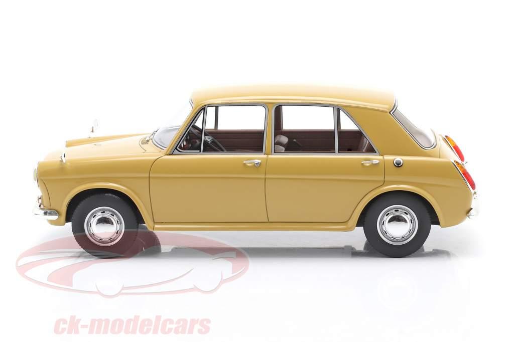 Austin 1100 Bouwjaar 1969 goudgeel 1:18 Cult Scale