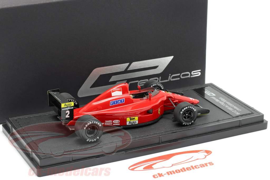 Nigel Mansell Ferrari 641/2 #2 Fórmula 1 1990 1:43 GP Replicas